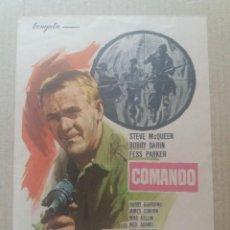 Cine: COMANDO. Lote 277608988