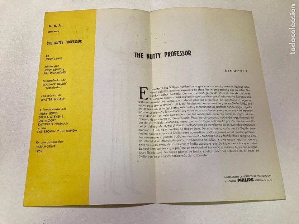 Cine: V Congreso internacional cinematográfico-The nutty professor Ref J - Foto 2 - 277854043