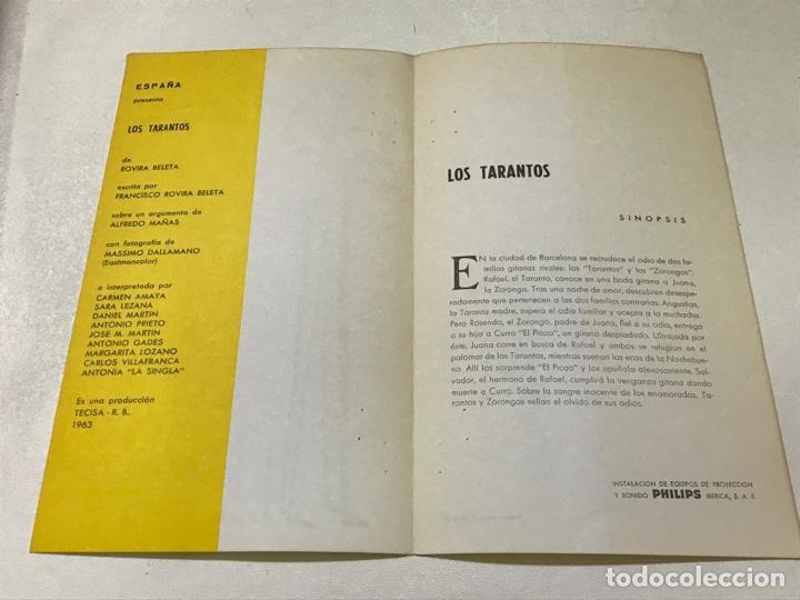Cine: V Congreso internacional cinematográfico-Los Tarantos Ref J - Foto 2 - 277854143