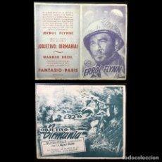 Cine: OBJETIVO BIRMANIA (1945). Lote 278350723
