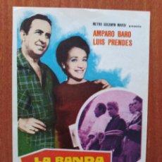Cine: LA BANDA DEL PECAS. Lote 278490398