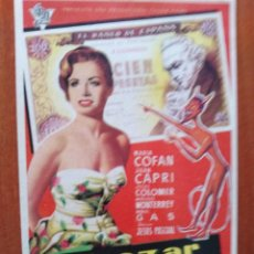 Cine: EL AZAR SE DIVIERTE. Lote 278490513