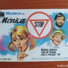 Cine: MONICA. Lote 278490923
