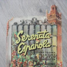 Cine: SERENATA ESPAÑOLA, JUANITA REINA, TEATRO PEREDA, 1947. Lote 278872413