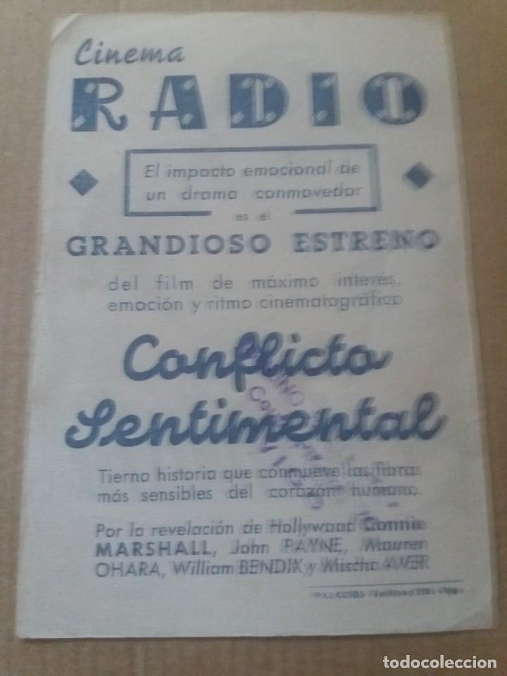 Cine: Conflicto sentimental con Publicidad Cinema Radio Vigo - Foto 2 - 279593313