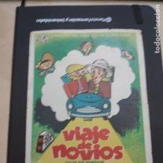 Cine: FOLLETO DE MANO VIAJE DE NOVIOS , ANALIA GADE ,. Lote 280122728