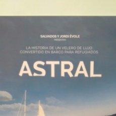 Cine: ASTRAL. FOLLETO DE MANO (A14). Lote 283626718
