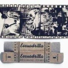 Folhetos de mão de filmes antigos de cinema: ESCUADRILLA, CON ALFREDO MAYO.. Lote 285605398