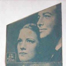 Foglietti di film di film antichi di cinema: LA MELODÍA DE BROADWAY , CON ROBERT TAYLOR.. Lote 285811703