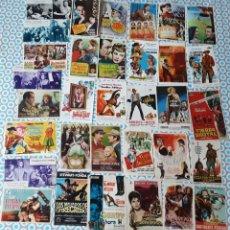 Folhetos de mão de filmes antigos de cinema: LOTE DE 168 PROGRAMAS DE CINE ORIGINALES. Lote 286187138