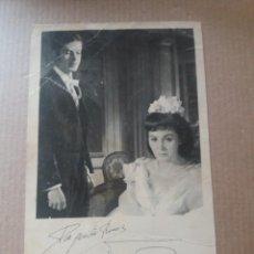 Folhetos de mão de filmes antigos de cinema: RESEVADO ¿ DONDE VAS ALFONSO XII ?. Lote 286324953