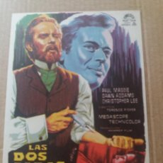 Cine: LAS DOS CARAS DEL DR.JELYLL. Lote 286339903
