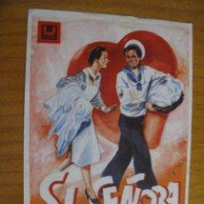 Folhetos de mão de filmes antigos de cinema: F45 PROGRAMA DE MANO ORIGINAL EL DE LA FOTO. Lote 286598878