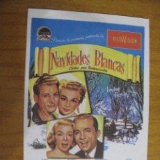 Folhetos de mão de filmes antigos de cinema: F80 PROGRAMA DE MANO ORIGINAL EL DE LA FOTO. Lote 286600098