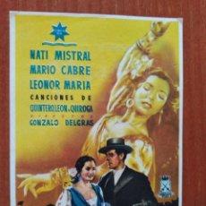 Cine: ORO Y MARFIL (CON PUBLICIDAD). Lote 286818338