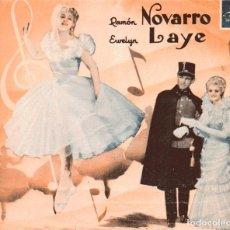 Cine: M146 EN LOS TIEMPOS DEL VALS - PROGRAMA DOBLE MGM 1935. Lote 286969958