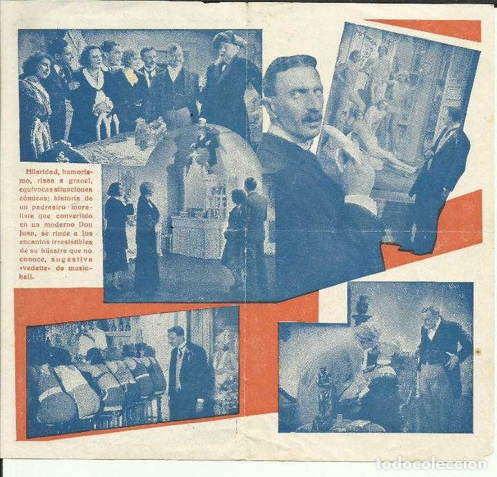 Cine: PTCC 075 LA VIRTUD QUEBRANTADA PROGRAMA DOBLE FAMA FILMS ANI AHLERS, MARGOT WALTERS, FELIX BRESSART - Foto 2 - 287181538
