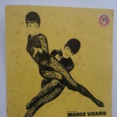Folhetos de mão de filmes antigos de cinema: EL GRAN GOLPE DE LOS 7 HOMBRES D ORO. Lote 287390143