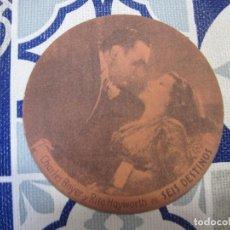 Folhetos de mão de filmes antigos de cinema: F713 PROGRAMA DE MANO ORIGINAL EL DE LA FOTO. Lote 287571513