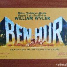 Cine: BEN HUR. Lote 289592233