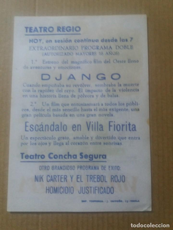 Cine: Escándalo en Villa Florita con Publicidad Teatro Regio Yecla - Foto 2 - 289720673