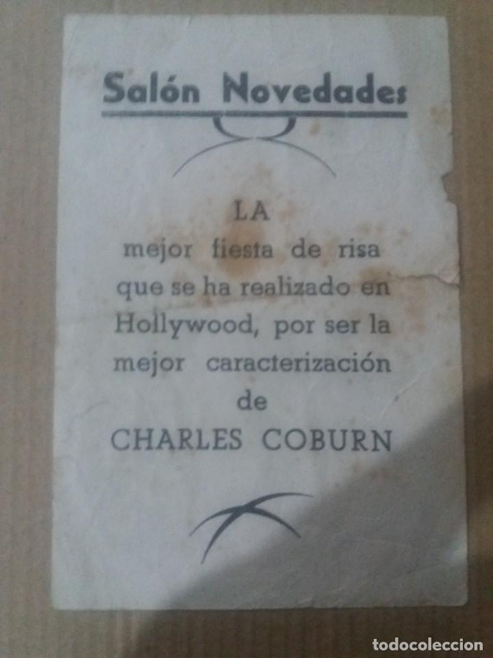 Cine: El escritor y la cocinera con Publicidad Salon Novedades - Foto 2 - 289735288