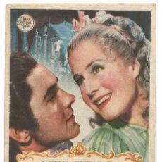 Cine: SENCILLO MARIA ANTONIETA 1948 CINE CULTURAL RECREATIVO DE E. D. STA COLOMA DE QUERALT. Lote 289839213