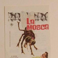 Cine: LA MOSCA 1963. Lote 293280338