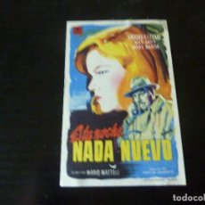 Cine: POSTER. Lote 295341283