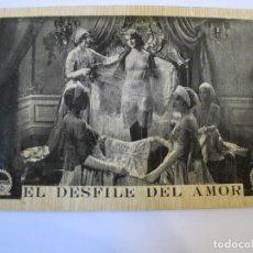 Cine: 941 PROGRAMA DE MANO ORIGINAL EL DE LA FOTO. Lote 295718163