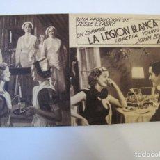 Cine: 952 PROGRAMA DE MANO ORIGINAL EL DE LA FOTO. Lote 295718973
