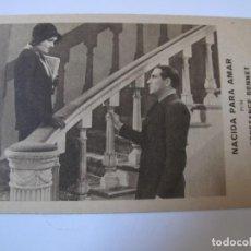 Cine: 1111 PROGRAMA DE MANO ORIGINAL EL DE LA FOTO. Lote 295731893