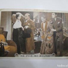 Cine: 1213 PROGRAMA DE MANO ORIGINAL EL DE LA FOTO. Lote 295739523