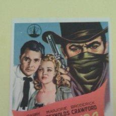 Cine: EL APARECIDO BARRY SULLIVAN ORIGINAL S.P.. Lote 295764473