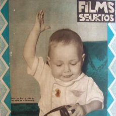 Cine: FILMS SELECTOS Nº 176 FECHA 24 FEBRERO 1934. Lote 12704408