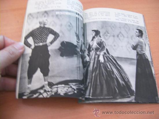 Cine: EL REY Y YO ( DEBORAH KERR, YUL BRYMMER)FOTOFILM DE BOLSILLO Nº 12 ED. MANDOLINA - Foto 2 - 10806364