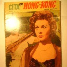 Cine: CITA EN HONG KONG 1959 FOTOFILM N.13. Lote 15740871