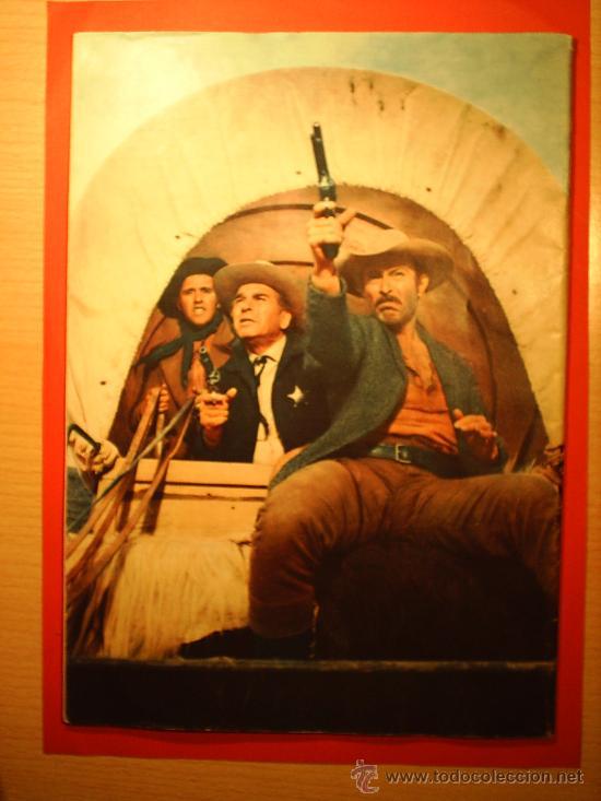 Cine: EL HOMBRE DE TEXAS--FOTO WEST N.3--PELICULA FOTONOVELADA 1967 - Foto 2 - 23563843