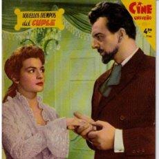 Cine: CINE ENSUEÑO. AQUELLOS TIEMPOS DEL CUPLÉ Nº 6. FHER 1958. Lote 19571815
