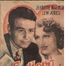 Cine: SE LLEVÓ MI CORAZÓN. PUBLICACIONES CINEMA. EDITORIAL GRAFIDEA.. Lote 19589467
