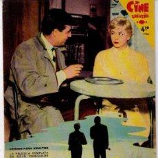 Cine: LAS NOCHES DE CABIRIA Nº 4. CINE ENSUEÑO. FHER 1959.. Lote 19817208