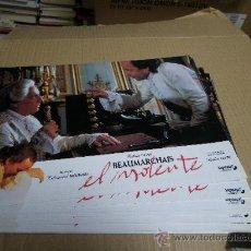 Cine: BEAUMARCHAIS EL INSOLENTE -24- FOTO-FILMS, EDOUARD MOLINARO.. Lote 36693742