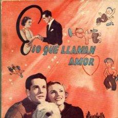 Cine: ANNABELLA - HENRY FONDA : ESO QUE LLAMAN AMOR (C. 1950). Lote 26585782