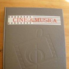 Cine: CINE Y MUSICA. VOL. 1 SALVAT. 1987 235 PAG. Lote 27894441