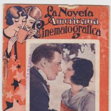 Cine: LA NOVELA AMERICANA CINEMATOGRÁFICA Nº 20. ¿QUIÉN ES EL CULPABLE?. Lote 28419717