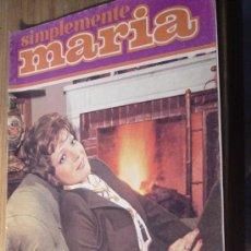 Cine: SIMPLEMENTE MARIA. Nº 39. FOTONOVELA. EDICIONES SEDMAY AÑO 1972.. Lote 29357040