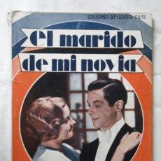 Cine: LA NOVIA UNIVERSITARIA - EDICIONES BIBLIOTECA FILMS - CON MARIE GLORY - 72 PAG.. Lote 29535671
