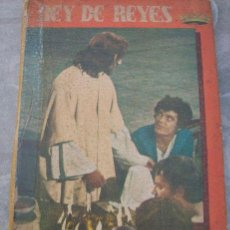 Cine: REY DE REYES - Nº 3 - COLECCIÓN CINEXITO - EDITORIAL FELICIDAD - ESPAÑA - 1963. Lote 31309047