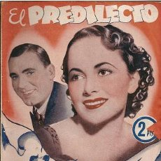 Cine: EL PREDILECTO. CINEMA. 15 DE AGOSTO DE 1940. Lote 31566933