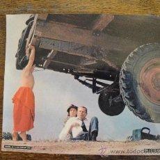 Cine: FOTO EN COLOR PROMOCIONAL DE SUPERMAN I (1978).. Lote 33938374